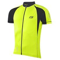 Marškinėliai FORCE T10 (fluorescencinė/juoda)