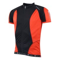 Jersey FORCE T12 (black/red) XXL