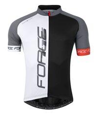 Marškinėliai FORCE T16 (juoda/pilka/balta)