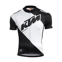 Marškinėliai KTM FL II (juoda/balta)