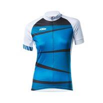 Marškinėliai KTM FL Lady II trumpom rankovėm (mėlyna)
