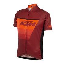 Marškinėliai KTM FL Race (juoda/oranžinė/raudona) M
