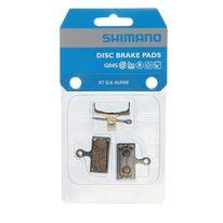 Kaladėlės diskiniams stabdžiams Shimano BR-M785 metal