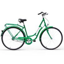 "Kands Retro Line 28"" size 18"" (46cm) (steel, green gloss)"