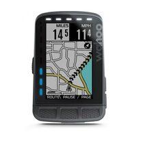 Kompiuteriukas WAHOO Elemnt Roam GPS, (juodas)