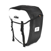 Krepšys ant bagažinės KTM X-H2O baltas 16L