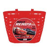 Krepšys ant vairo BONIN Cars (plastikinis, raudonas)