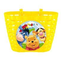 Krepšys ant vairo BONIN Winnie the Pooh (plastikinis, geltonas)