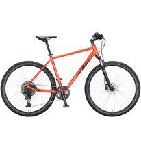 """KTM Life Cross H 28"""" dydis 23.5"""" (60cm) (oranžinė/juoda) 021203120"""