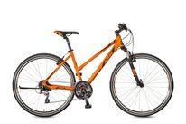 """KTM Life One 28"""" dydis 18"""" (46cm) 24G (DA, oranžinė/juoda, matinis) 797208206"""