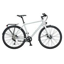 """KTM Oxford 28"""" размер 24"""" (60cm) 9G (HE, серебристый / белый) 020222120"""