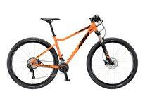 """KTM Ultra Flite 29"""" dydis 17"""" (43cm) (oranžinė/juoda) 799136103"""