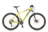 """KTM Ultra Flite 29"""" dydis 21"""" (53cm) 30G (geltona/juoda/oranžinė, matinis) 797150143"""