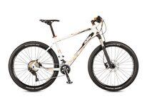 """KTM Ultra Force 27,5"""" размер 17"""" (43см) 22G (белый / черный / оранжевый, матовый) 797158103"""
