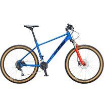"KTM Ultra Fun 27,5"" dydis 19"" (48cm) 18G (mėlyna/oranžinė)"