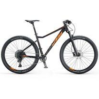"""KTM Ultra Sport 29"""" dydis 17"""" (43cm) (juoda/oranžinė) 020144103"""