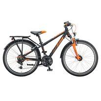 """KTM Wild One 24"""" dydis 12"""" (31cm) 18G (juoda/oranžinė, matinis) 020251100"""