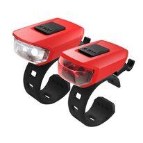 Light set KLS Vega LED 3 functions (red)