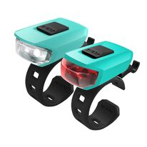 Light set KLS Vega LED 3 functions (turquoise)