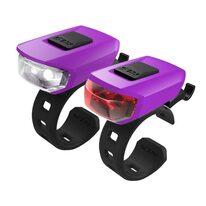 Light set KLS Vega LED 3 functions (violet)