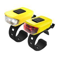 Light set KLS Vega LED 3 functions (yellow)