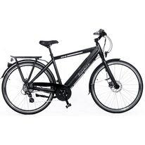 "LIVEEBIKE Pro Elektrinis dviratis 28"" dydis 21"" (53cm) (juoda)"