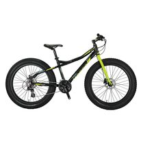 "MOSSO Bigfoot 2D 26"" size 17"" (43cm) (black/yellow)"