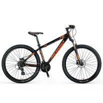 "MOSSO Raceline 2D H 27,5"" dydis 16"" (41cm) (juoda/oranžinė)"