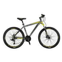 "MOSSO Wildfire 2D H 26"" size 16"" (41cm) (grey/yellow)"