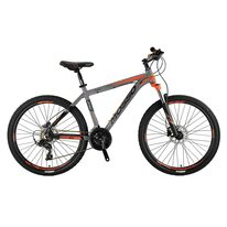 "MOSSO Wildfire 2D H 26"" size 18"" (46cm) (grey/orange)"