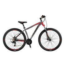 "MOSSO Wildfire 2D H 29"" size 16"" (41cm) (grey/red)"