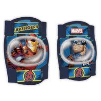 Vaikiškos apsaugos keliams ir alkūnėms Avengers