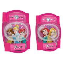 Vaikiškos apsaugos keliams ir alkūnėms Princess