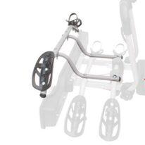 Papildomas laikiklis vaikiškui dviračiui prie autobagažinės ant grąžulo