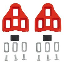 Pedal cleats Road (red)