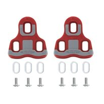 Pedal cleats Wellgo Road (red)