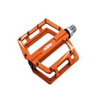 Pedalai KTM Freeride BMX (aliuminiai, oranžiniai)