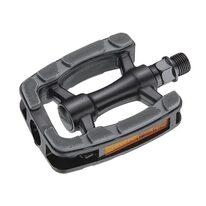 Pedals FORCE Bulk (plastic, black)