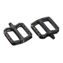 Pedals KLS Flat 20 (plastic, black)