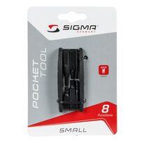 Sulankstomas įrankių komplektas SIGMA Small (8 funkcijos)