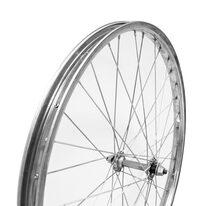 """Priekinis ratas 24"""" metalinė stebulė"""