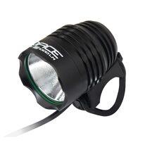Priekinis žibintas FORCE Glow3 LED 1000lm su Samsung baterija (juodas)