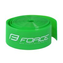 Puncture-proof tape FORCE 25mm 2x2370mm (green)