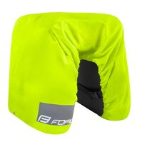 Raincoat for carrier bag FORCE WRAP (fluorescent)