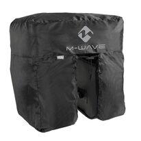 Krepšio uždangalas nuo lietaus M-Wave (juoda)