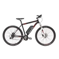 "RAVEN Hyene 29"" size 21"" (53cm) electric (black/white/red)"