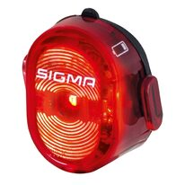 Rear blinking light SIGMA Nugget II USB