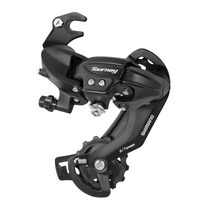 Rear Derailleur Shimano Tourney TY300 6/7 speed, mounting on the axle