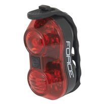 Rear light FORCE Ball 1 Led USB