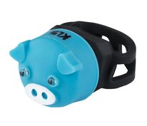 Rear light KLS Piggy (blue)